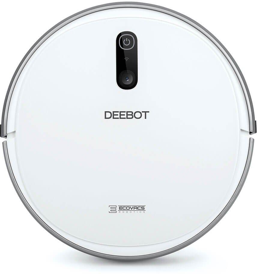 Робот-пылесос Ecovacs Deebot 710 (White)