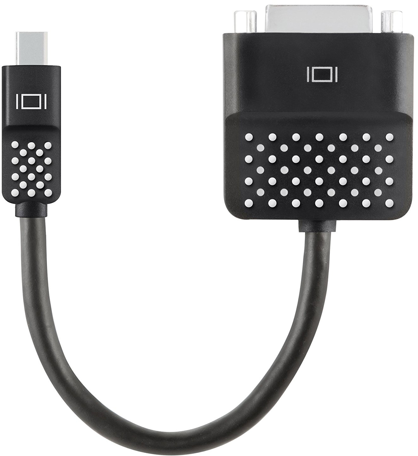 Belkin Mini Displayport to DVI (F2CD029BT) - переходник-адаптер (Black)