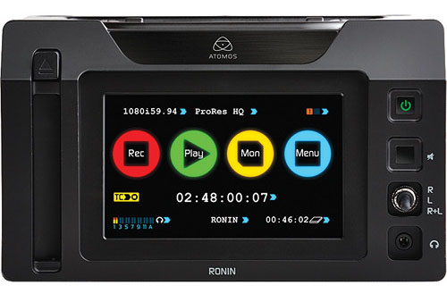 Atomos Ronin Portable Recorder/Player/Monitor (ATOMRON001)