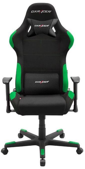 DXRacer Formula OH/FD01/NE - компьютерное игровое кресло (Green)