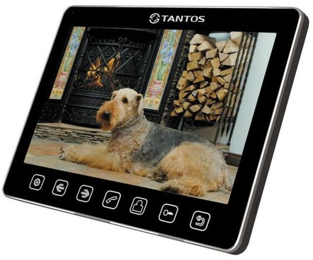 Tantos Sherlock (Vizit или XL) - монитор видеодомофона (Black)