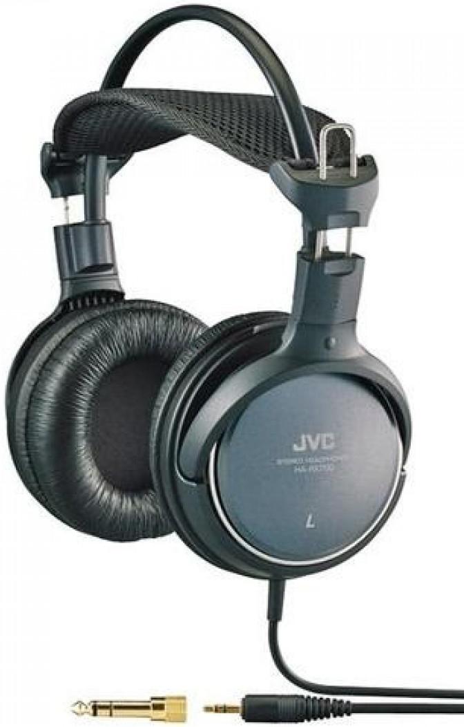 JVC HA-RX700 - полноразмерные наушники (Black)