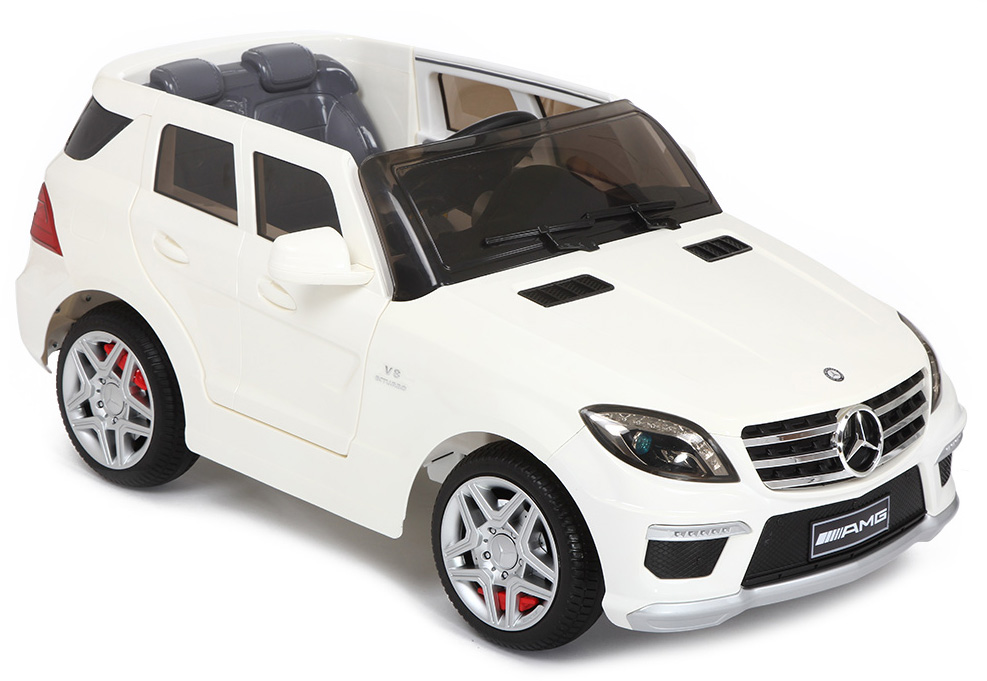 Barty Mercedes ML63AMG_wh