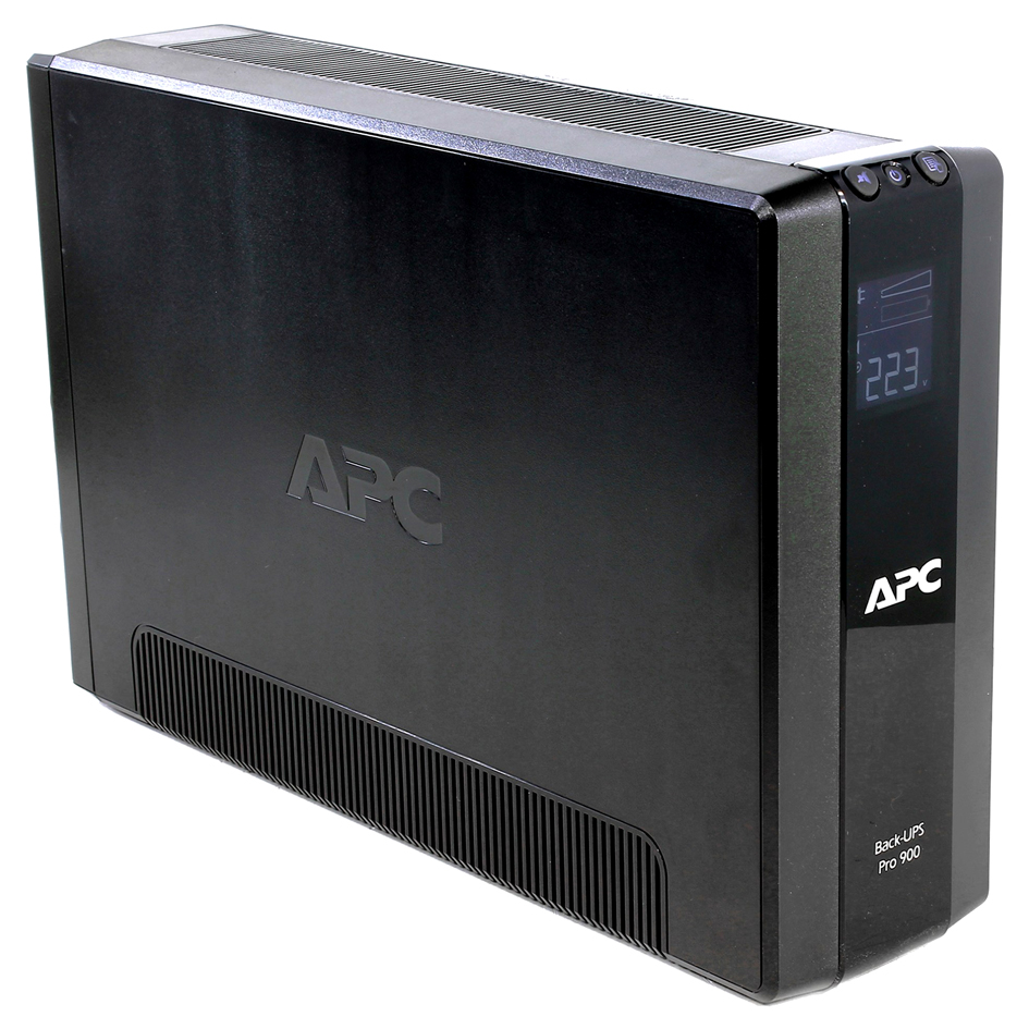 APC Back-UPS Pro BR900G-RS - �������� �������������� ������� (Black)