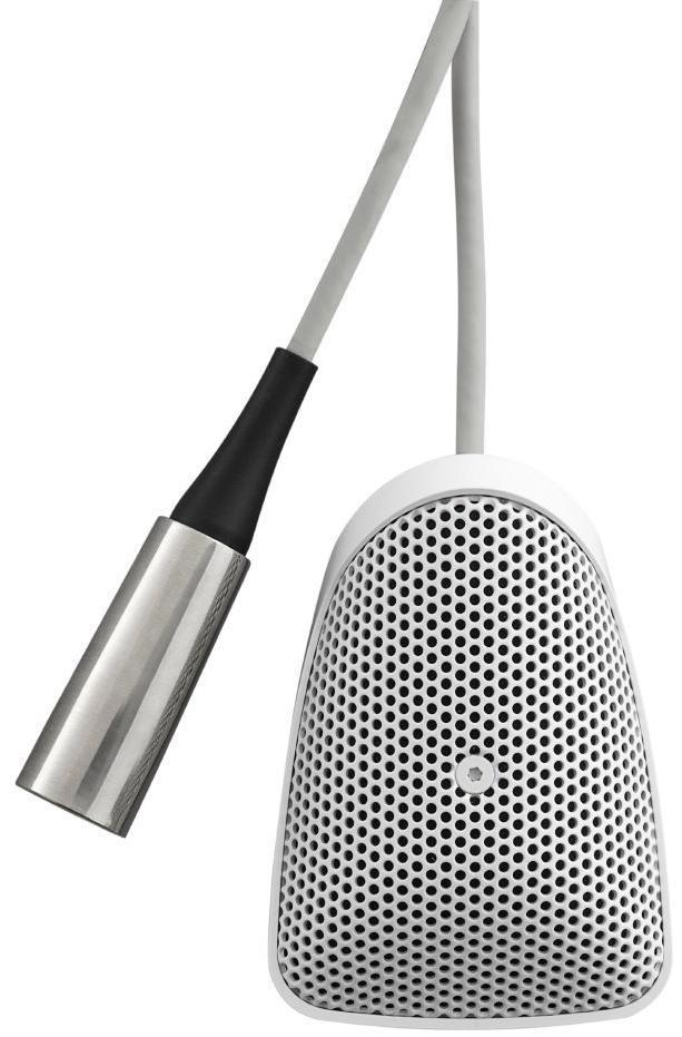 Shure CVO-W/C (A042665) - подвесной конденсаторный микрофон (White)
