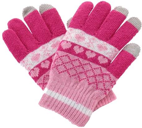 Beewin BW-35P M - перчатки для емкостных дисплеев (Pink)