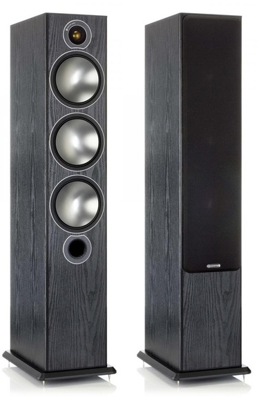 Monitor Audio Bronze 6 - напольная акустическая система (Black Oak)