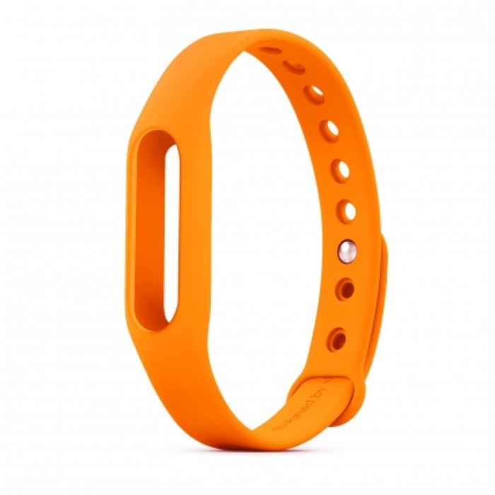 Original Replacement Xiaomi Wrist Band - сменный ремешок для Xiaomi Mi Band (Orange)