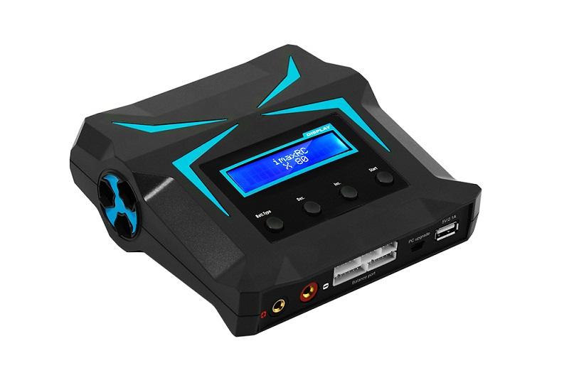 iMaxRC X80 AC/DC Сharger (IMAX-X80) - универсальное зарядное устройство