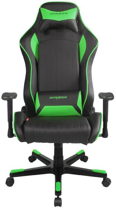 DXRacer Drifting OH/DF51/NE - компьютерное игровое кресло (Green)