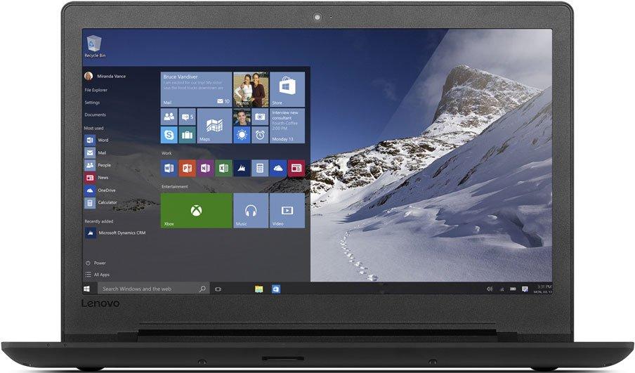 IdeaPad ноутбук lenovo ideapad 110 15ibr 80t700j3rk 80t700j3rk