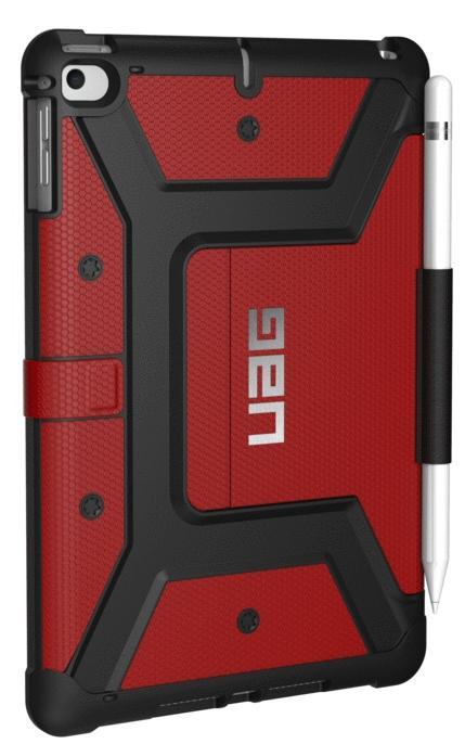 Чехол Urban Armor Gear Metropolis (121616119393) для iPad Mini 5 2019 (Red)