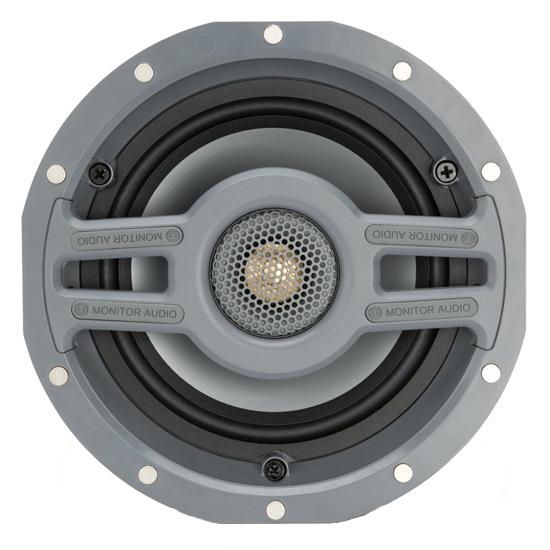 Monitor Audio CWT160-S - встраиваемая акустическая система (Grey)Встраиваемая акустика<br>Встраиваемая акустическая система<br>