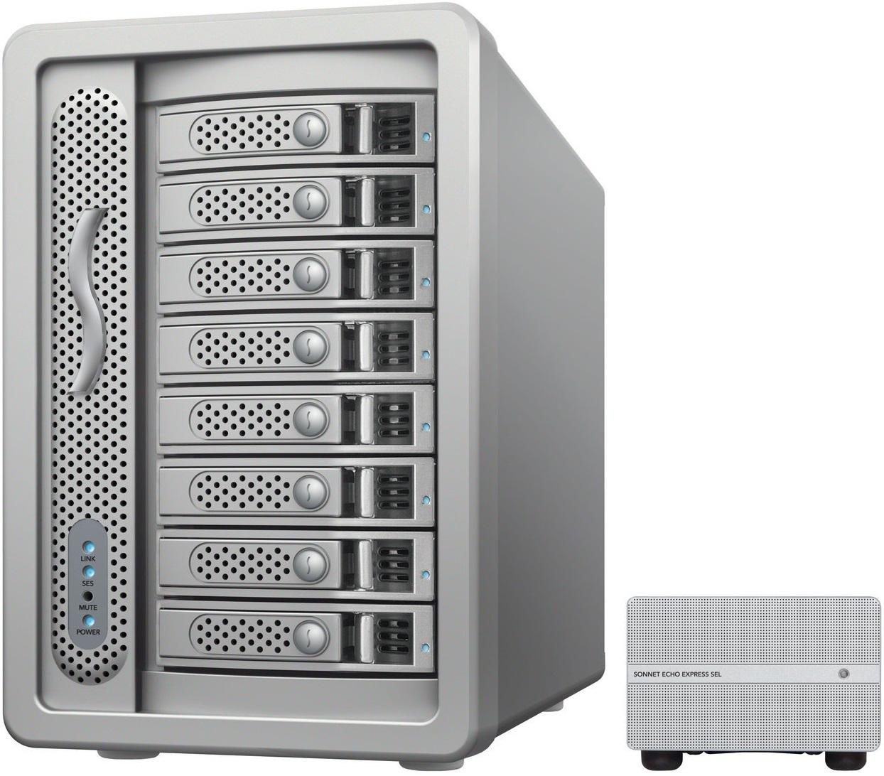 Fusion DX800RAID FUS-DX8SRT2-0TB