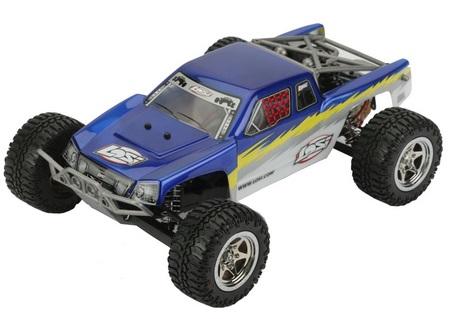 Mini-Desert Truck