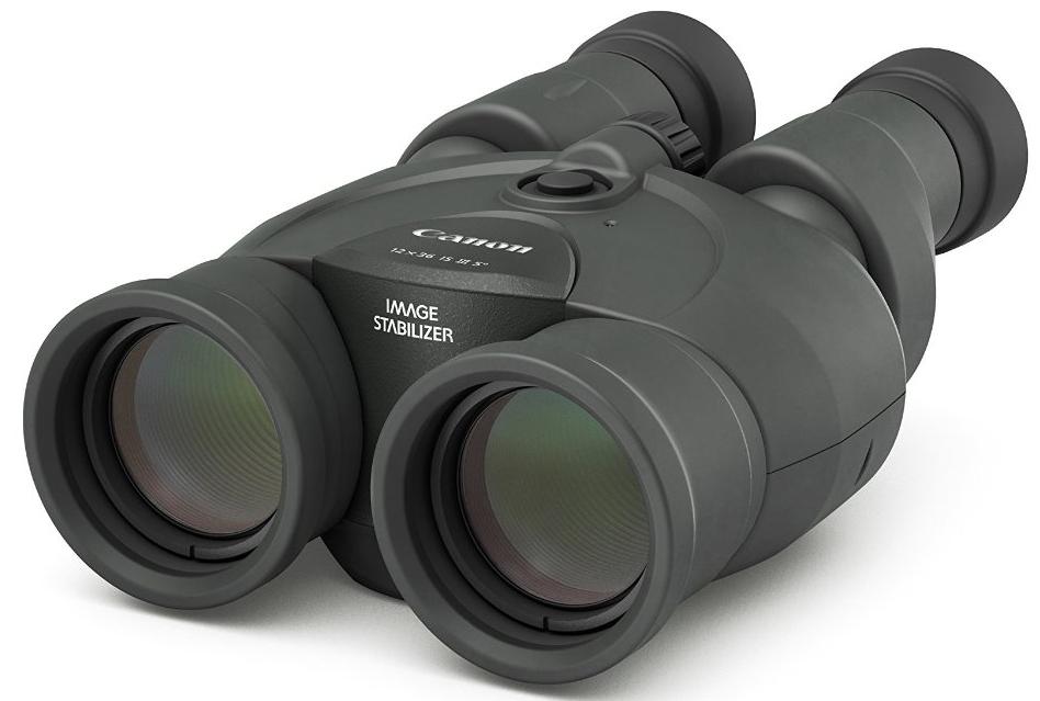 Canon 12x36 IS III (9526B005) - бинокль (Black)