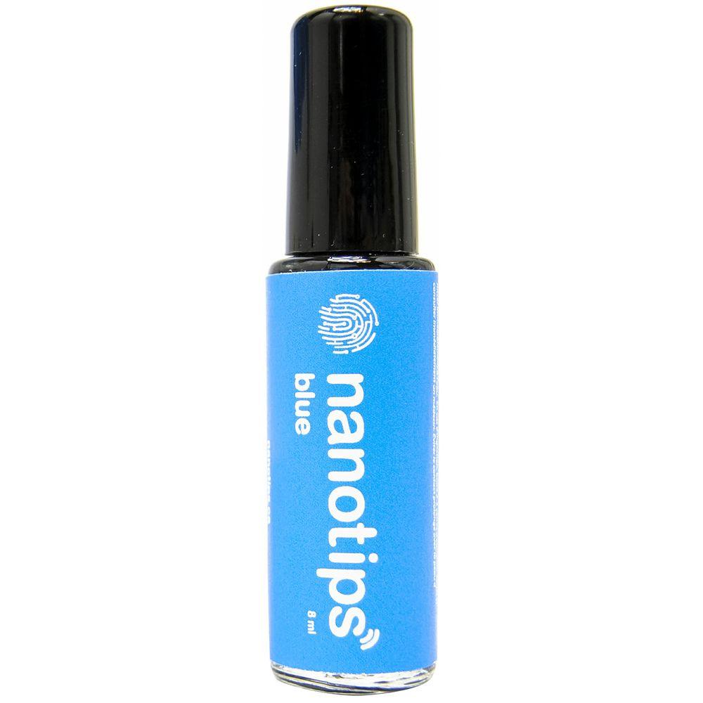 NanoTips 8ml - сенсорный состав для печаток (Blue)