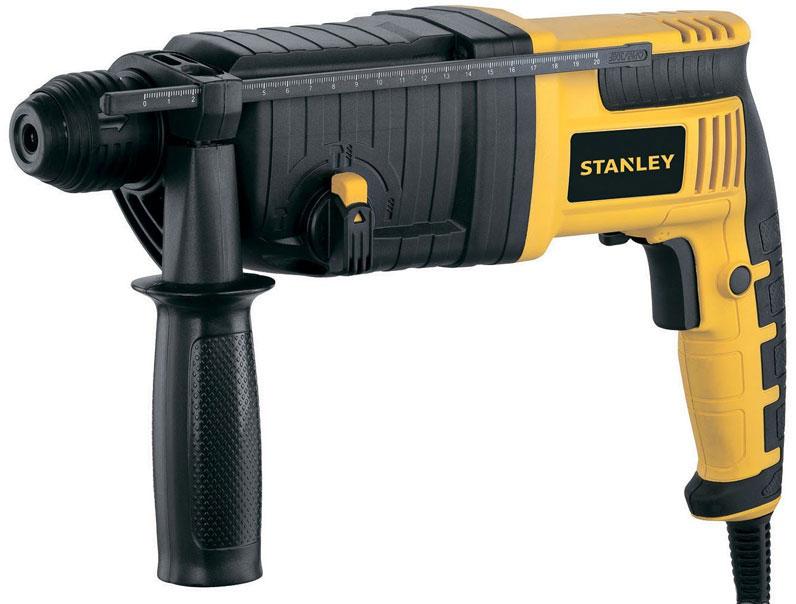 Stanley STHR223K-RU - электрический перфоратор (Yellow)