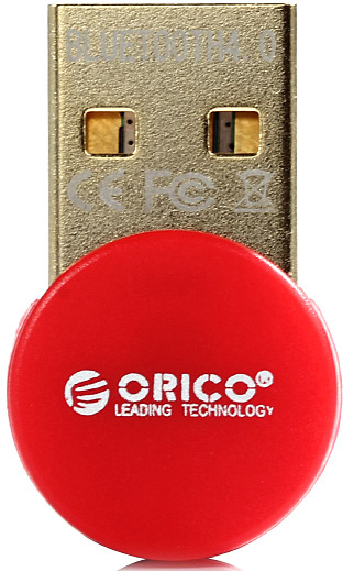 Bluetooth-адаптер Orico BTA-406 (Red)