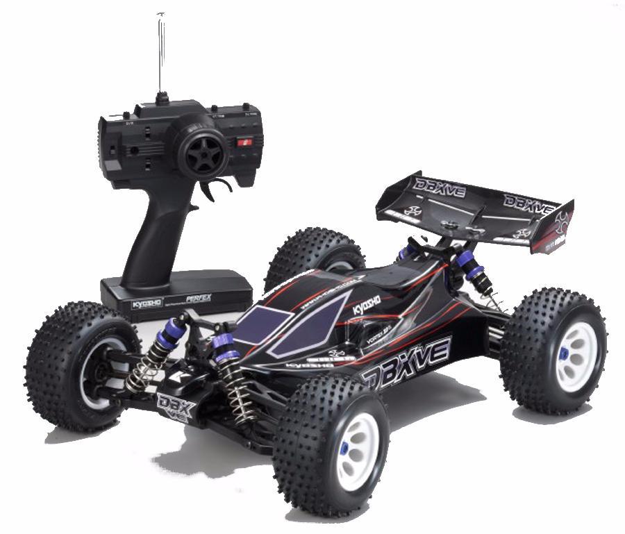 1/8 DBX VE 2.0 4WD RTR