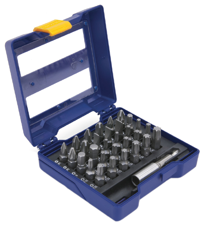 Irwin 1868251 - набор бит 10 шт (Silver)  набор инструмента irwin t76kbt