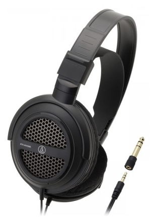 Audio-Technica ATH-AVA300 - мониторные наушники (Black)Полноразмерные наушники<br>Мониторные наушники<br>