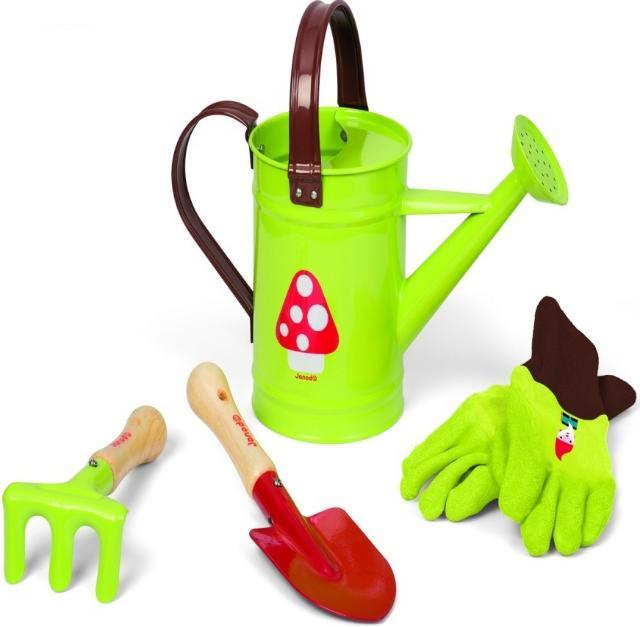 Janod Маленький садовник (J03228) - игровой набор (Green)