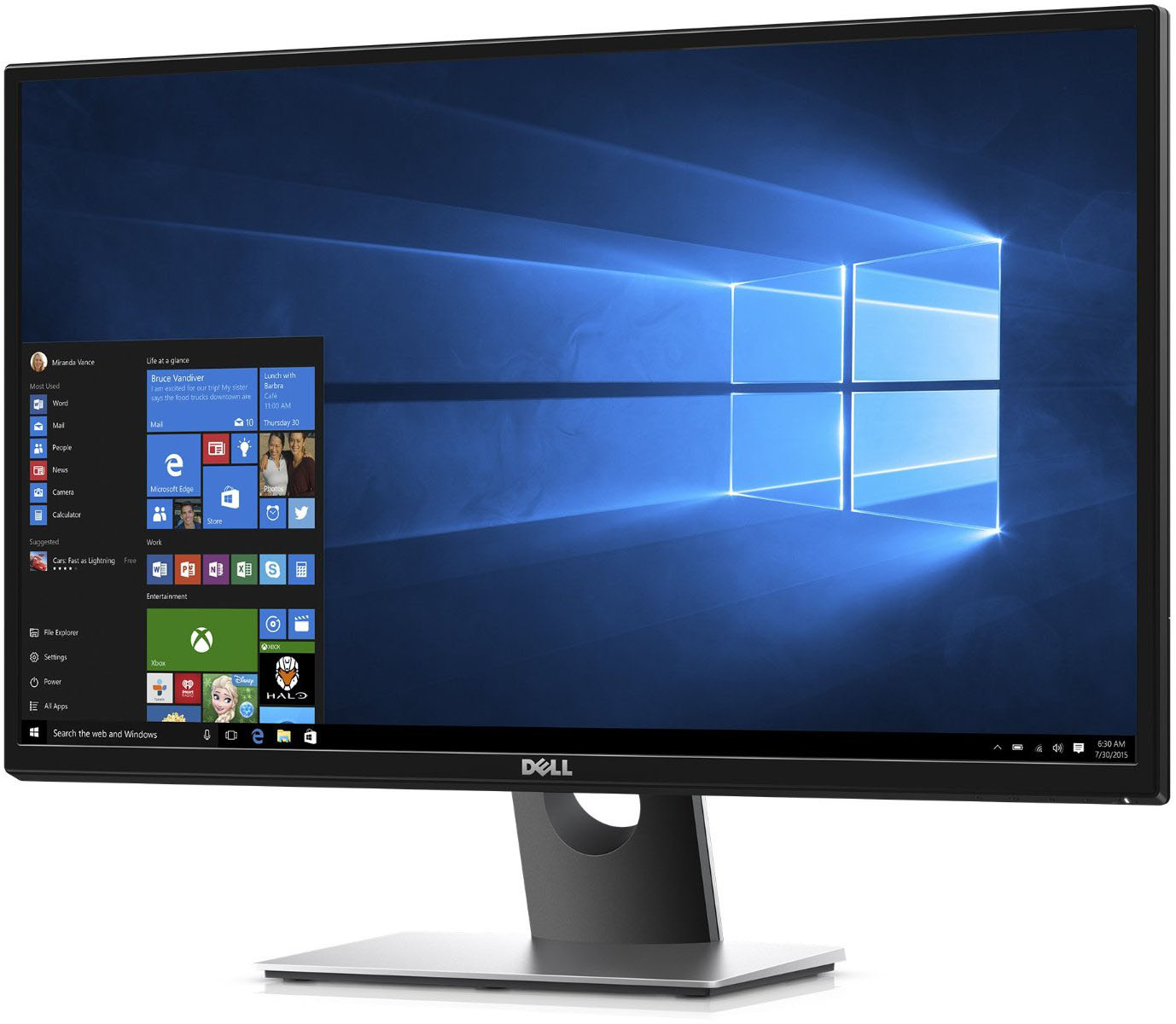 Монитор Dell SE2717H 27'' TFT IPS (Black)