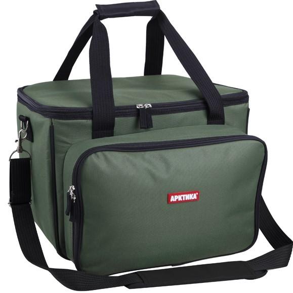 Арктика 25,5 л (3200) - сумка-холодильник (Зеленый)
