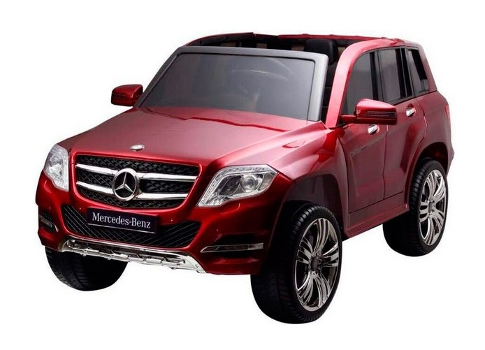 Barty Mercedes GLK300_red
