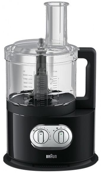 Braun FP 5150 - кухонный комбайн (Black)