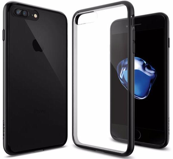 Чехол Spigen Ultra Hybrid (043CS20550) для iPhone 7 Plus (Black)