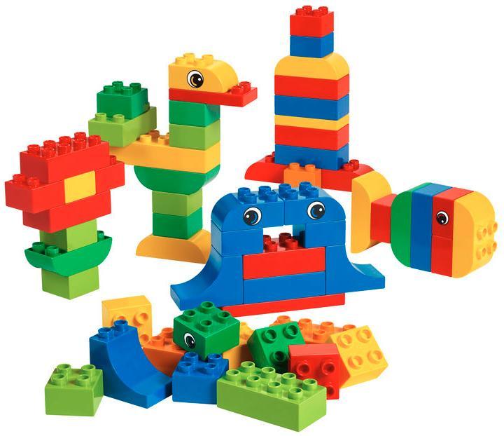 Поделки из конструктора лего для детей 46
