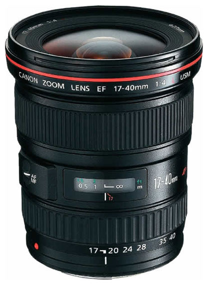 Canon EF 17-40mm 8806A007