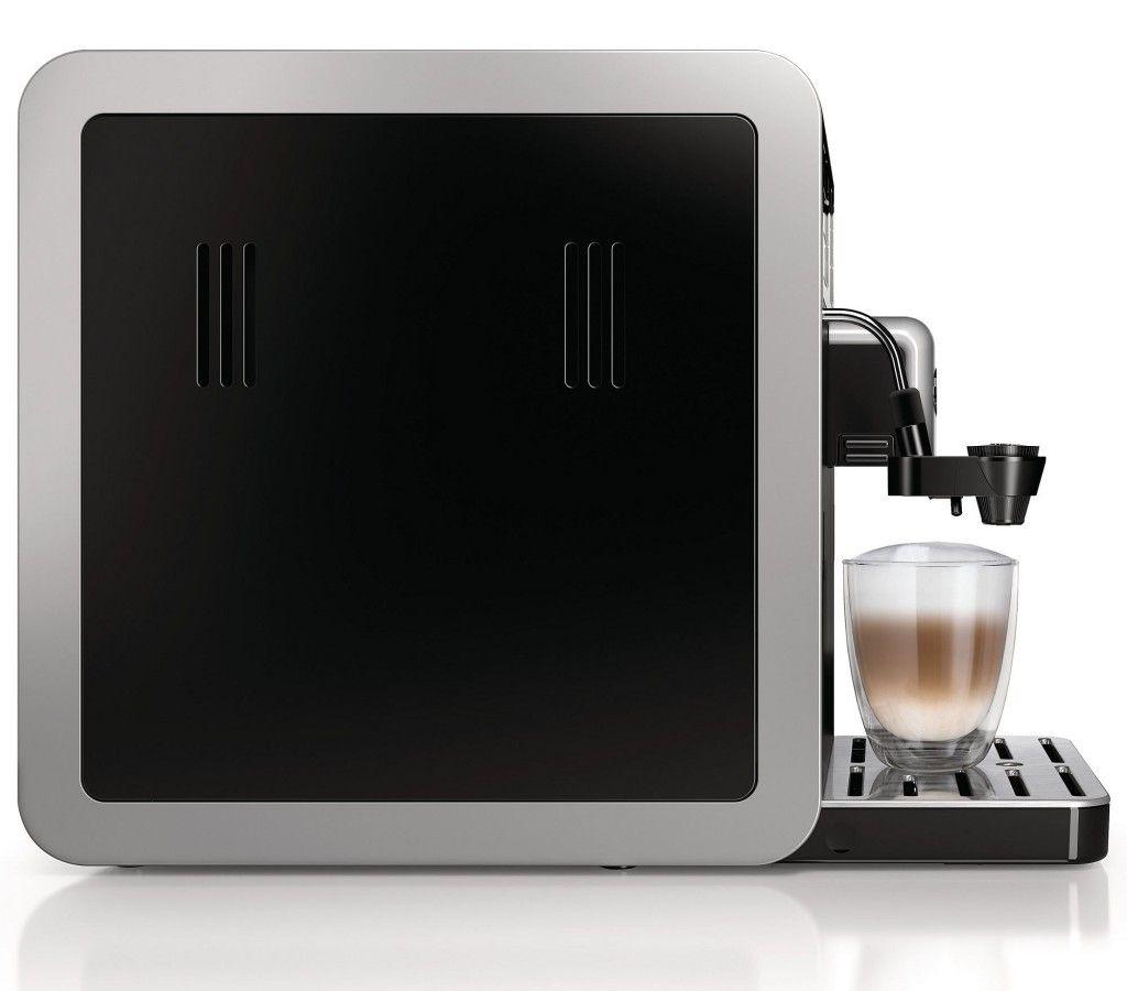 Philips Saeco Moltio Milk Frother (HD8768/09) - кофемашина (Black)