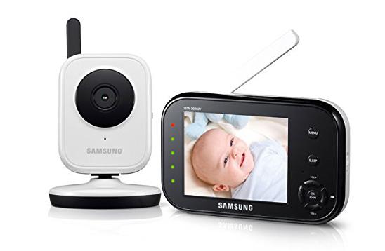 Samsung SEW-3036WP - видеоняня (Black)