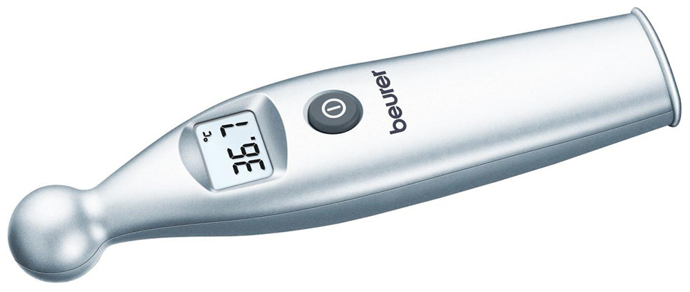 Beurer FT45 - электронный термометр (Gray)