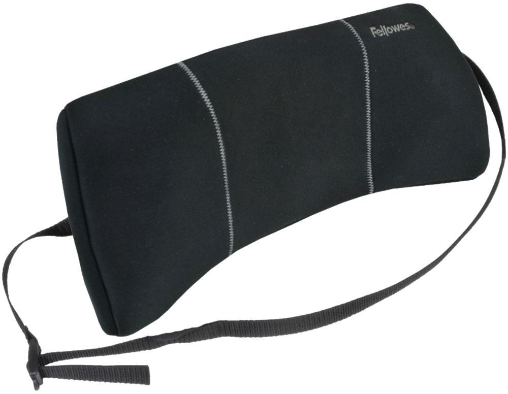 Fellowes FS-91907 - поясничная подушка для офисного кресла (Black)