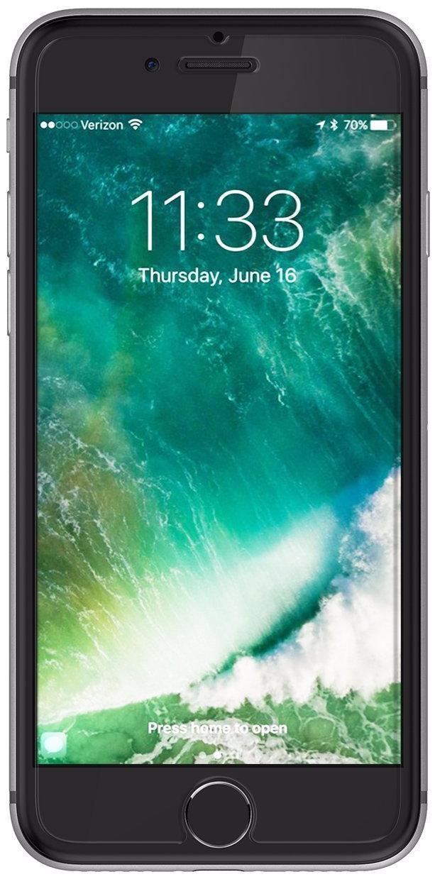 LAB.C Diamond Glass (LABC-310) - защитное стекло для iPhone 7 (Clear)