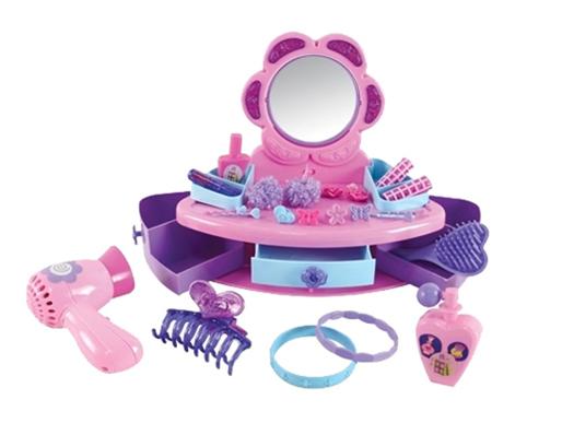 Zhorya Музыкальное зеркало - игровой набор (Pink)