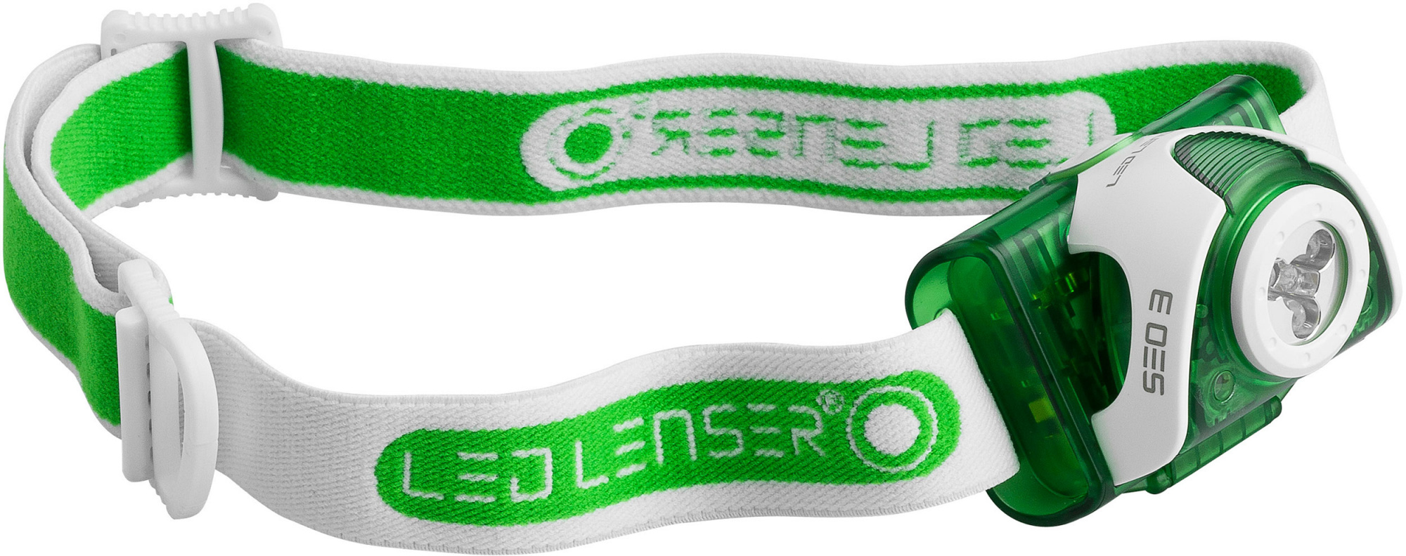 Led Lenser Seo3 (6003) – светодиодный налобный фонарик (Green)