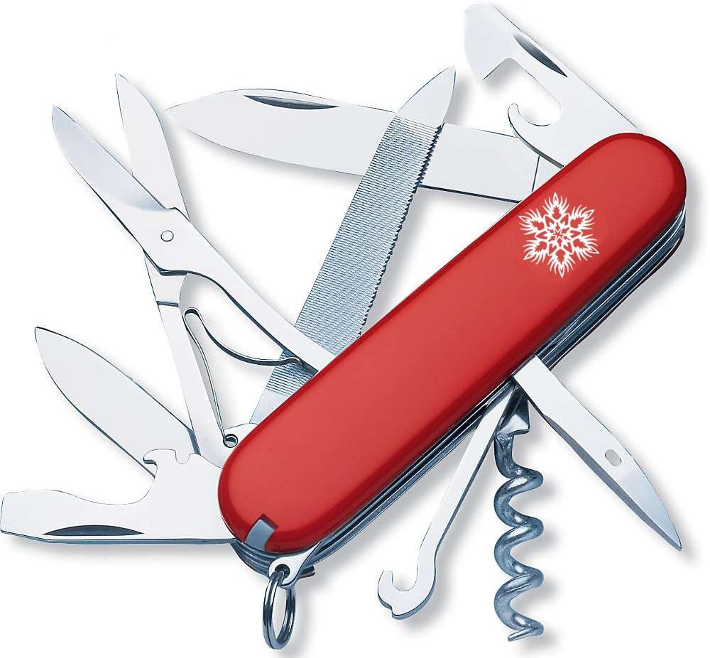 MountaineerМультитулы<br>Нож перочинный<br>