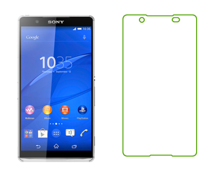 Ainy Screen Protector Gloss AC-SB652