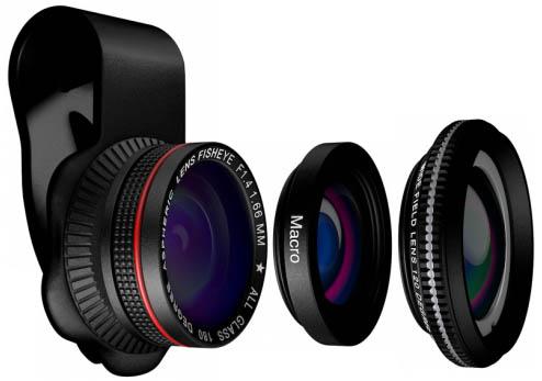 Mixberry SelfieMania Lens Set MSM LS310WMF