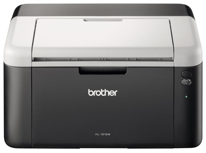 Brother HL-1212WR - монохромный лазерный принтер (Black)
