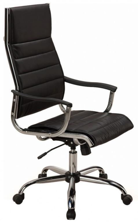 Бюрократ CH-994 - кресло руководителя (Black) от iCover
