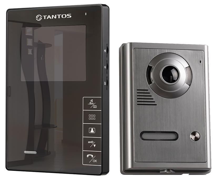 Tantos Blade - комплект беспроводного видеодомофона (Grey)