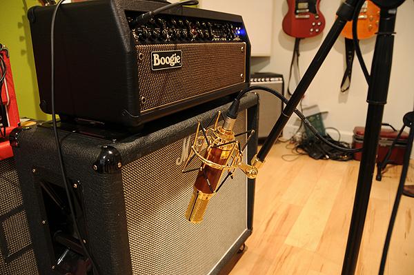 Blue Microphones Woodpecker