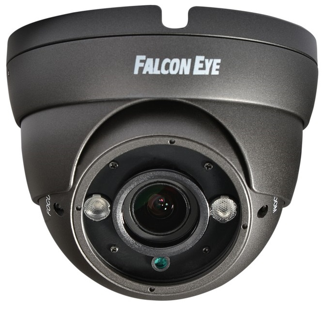 Falcon Eye (FE-IDV720AHD/35M) - уличная купольная AHD-видеокамера (Grey)