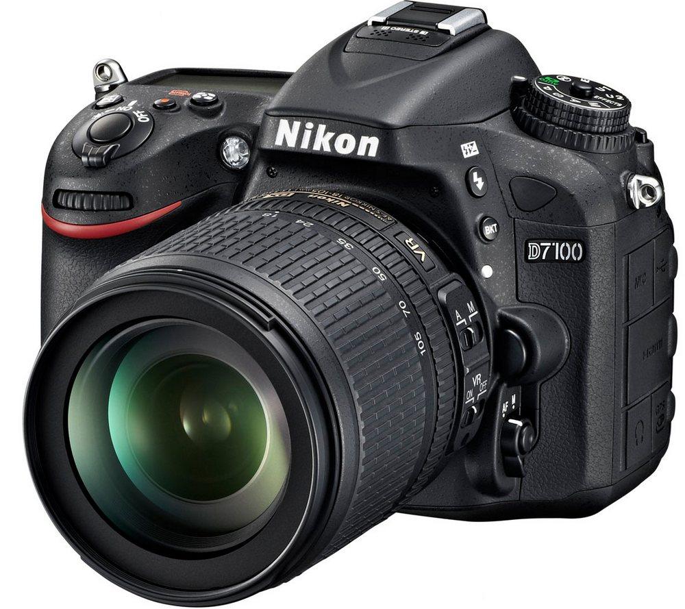 Nikon D7100 - зеркальный фотоаппарат + объектив AF-S DX NIKKOR 18-200mm f/3.5-5.6G ED VR II от iCover